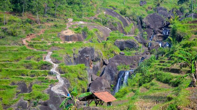 Tempat wisata di desa wisata gunung kidul
