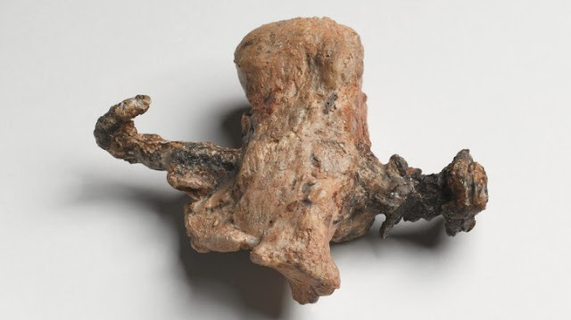 Extremely rare evidence of Roman crucifixion uncovered in Italy
