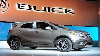 Dream Fantasy Cars-Buick Encore
