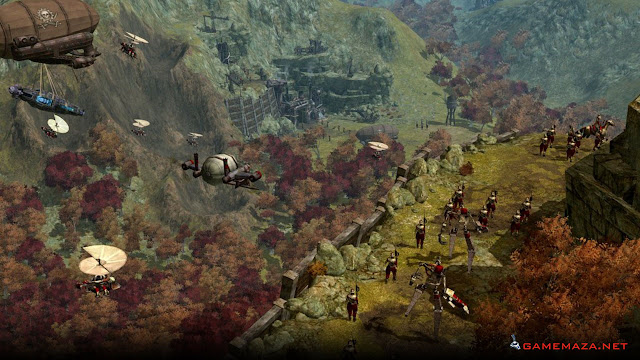 Rise of Nations Rise of Legends Gameplay Screenshot 2