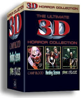 The Ultimate 3D Horror Collection DVD Prices