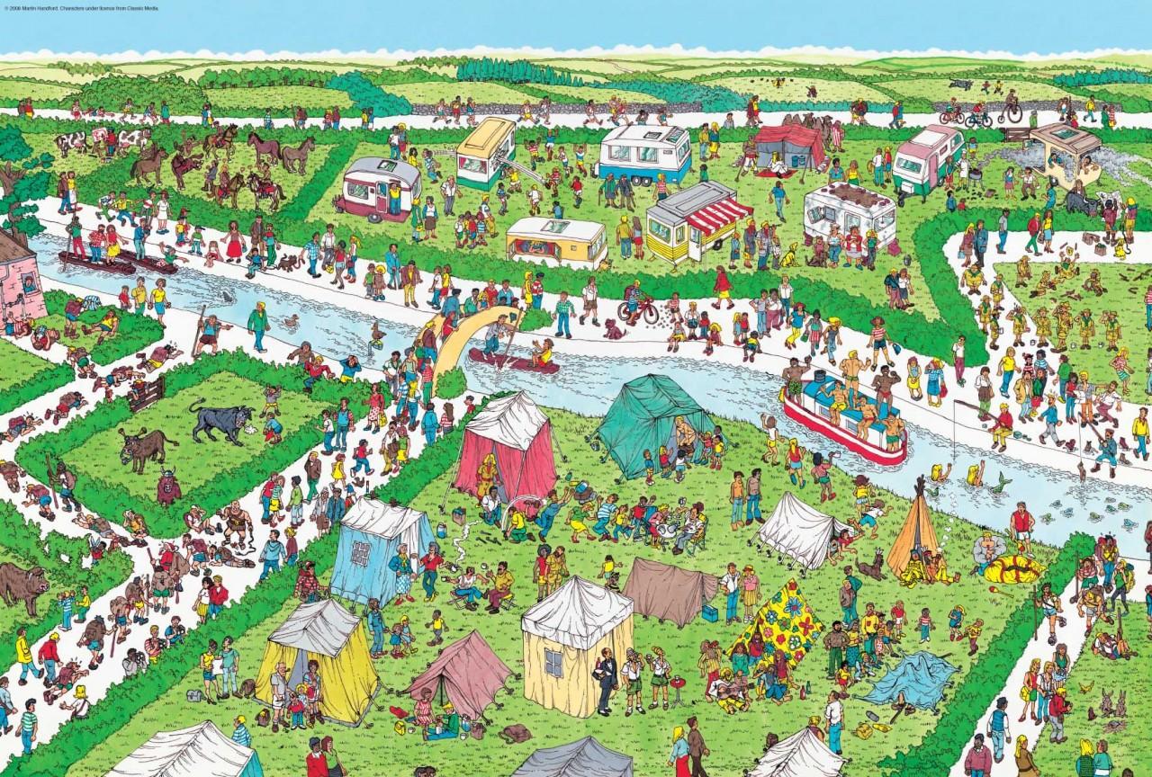 Art Sci 10 Where S Waldo Puzzles Online