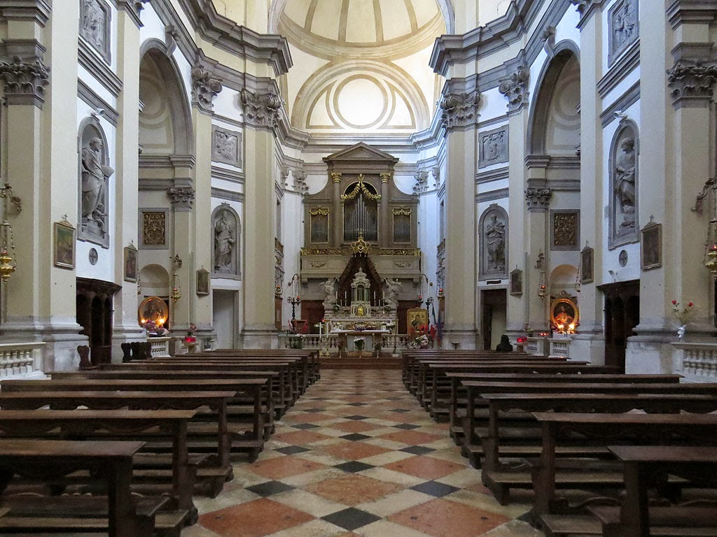 Church of Santa Maria della Fava, Castello, Venice