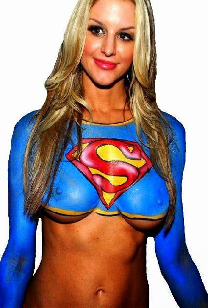Nude Superwoman 108