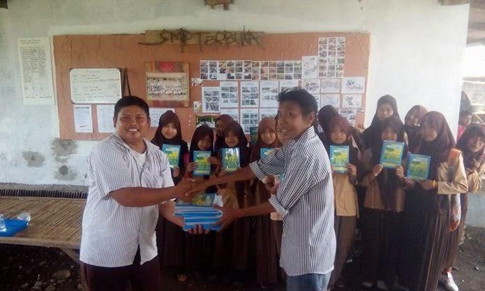 SMP Terbuka di Kampung Tambun Bulak Desa Samudera Jaya Kecamatan Tarumajaya Kabupaten Bekasi