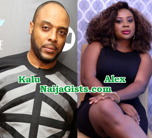 alex okoroji kalu ikeagwu ex girlfriend