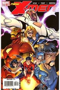New X-Men: Academy X