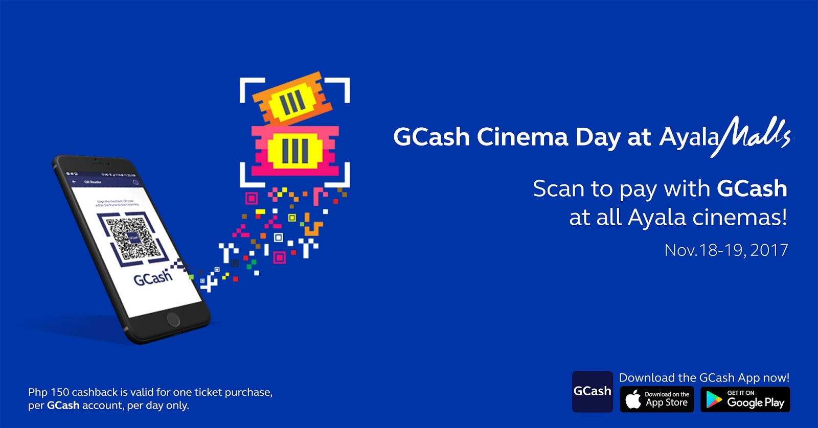 GCash #GDay offers early Xmas treat at TriNoma Greenlight Sale