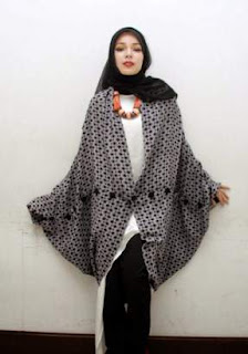 Mode Baju Busana Muslim Dewi sandra Terpopuler