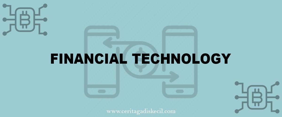 Lifestyle Blogger Medan - Membiarkan Diri di Pojok Literrasi  'FINANCIAL TECHNOLOGY YANG RAMAH BAGI MILLENIAL'