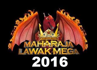 maharaja lawak mega 2016 minggu 8