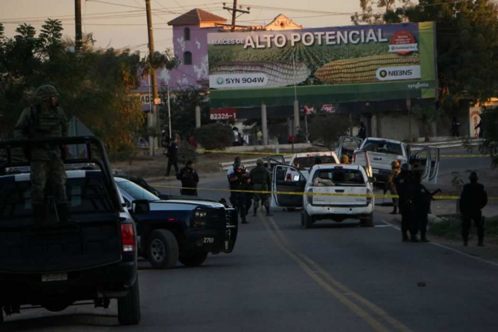 Autoridades, se declaran incompetentes ante embate de criminales