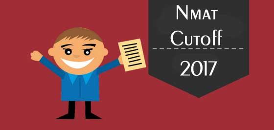 NMAT-Cut-off