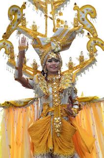 kepri carnival festival bahari kepri 2017