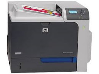 Picture HP Color LaserJet Enterprise CP4025