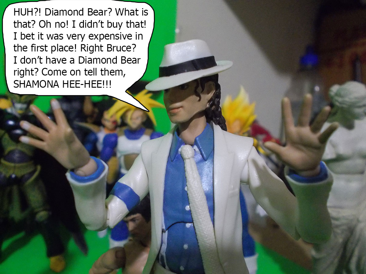 figuarts - Fujiko and the Diamond Bear 32-heehee