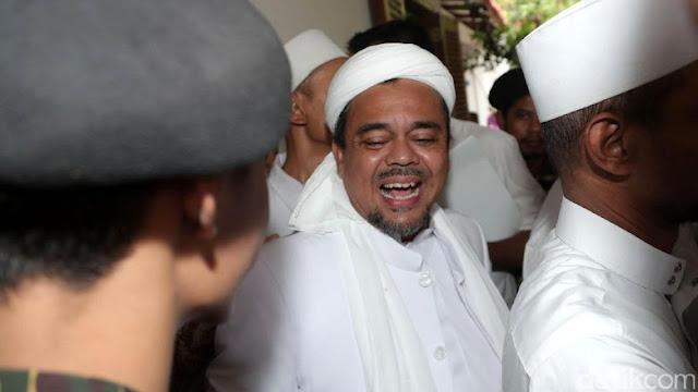 Eggi Sudjana Duga Pencegahan Habib Rizieq di Saudi Terkait Pilpres