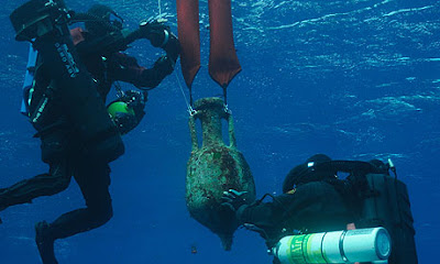 Return to Antikythera: what divers discovered in the deep