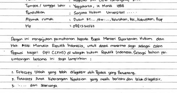 Lamaran Kerja Rumah Loker Makassar
