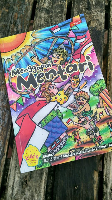buku anak menggapai mentari
