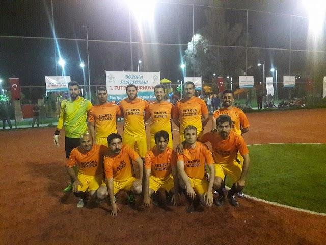 Şaredarîya Hewagê Spor İlk Maçını 4-3 Kazandı