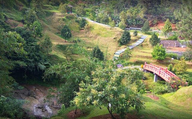 Tempat Wisata Alam Baru Geopark Cikaret Pongkor Bogor