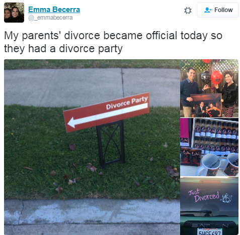 Photos couple throw a big party to celebrate their for How to throw a big party