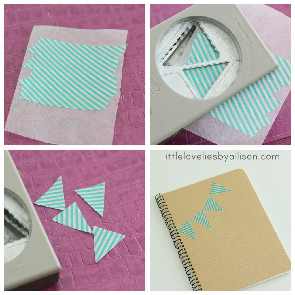 spesso little lovelies: tutorial: washi tape stickers TW22