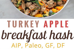 TURKEY APPLE BREAKFAST HASH (AIP)