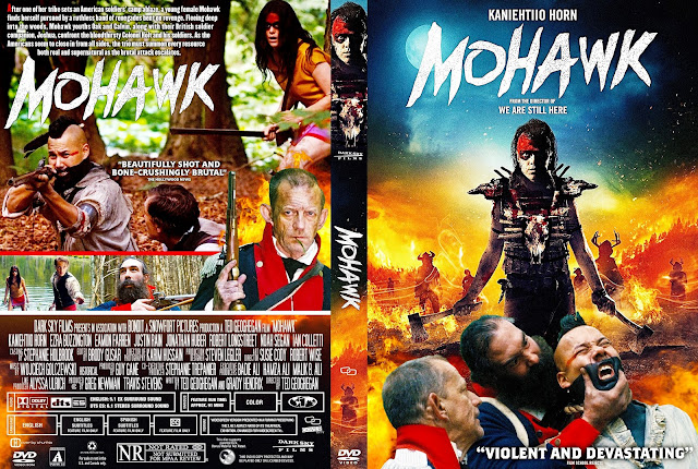 Mohawk DVD Cover