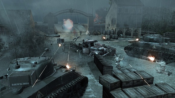 Company Of Heroes Complete Edition 3dvd Bekasi Pc Game