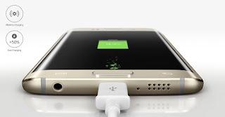 Baterai Samsung Galaxy S6 edge Plus
