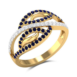 Sapphire Ring- Zaamor Diamonds