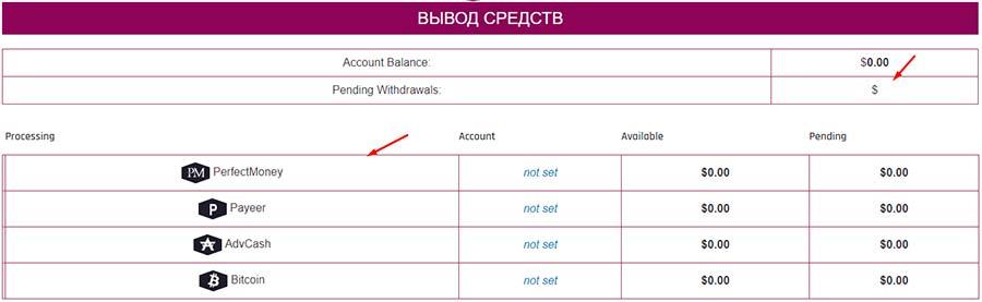 Регистрация в Bit-Reliability 8