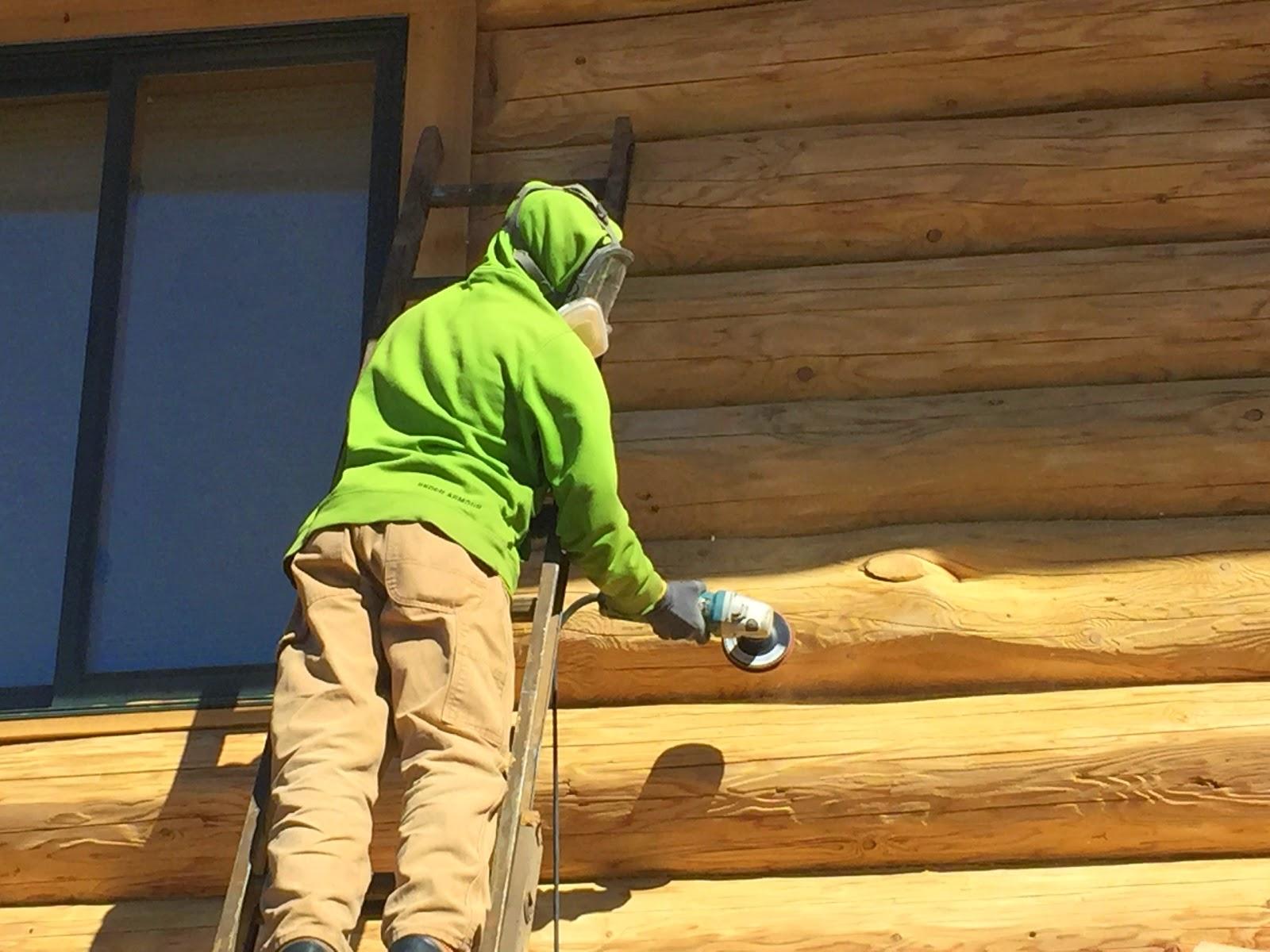 Log Home Repair Blog Colorado Springs Log Home