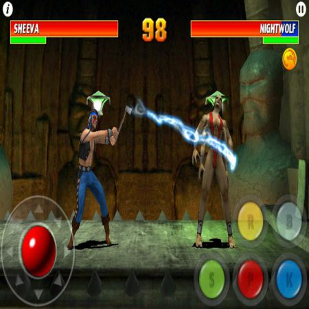 Download Mortal Kombat 3 Highly Compressed Game For PC