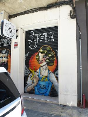 Graffiti, Street | Style - Friseur | LLeida | Spanien