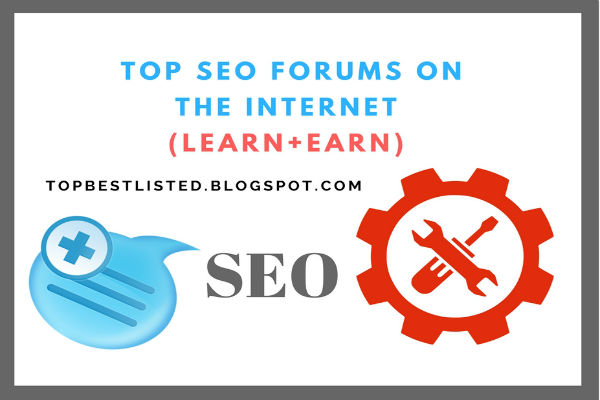 SEO Forums- What are 10 Best Forum Sites for Search Engine