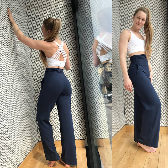 lululemon take-it-easy-pant free-to-be-moved-bra