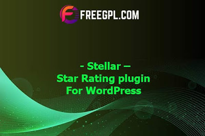 Stellar – Star Rating plugin for WordPress Nulled Download Free