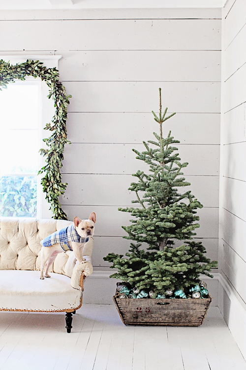 French Farmhouse Christmas Collection and a $500.00 Dreamy Whites Gift Card Giveaway