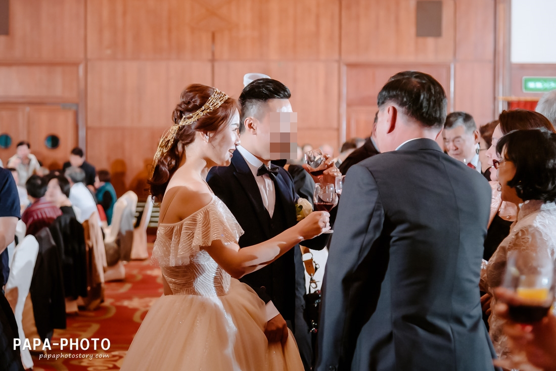 PAPA-PHOTO,婚攝,婚宴紀錄,圓山婚宴,婚攝圓山,圓山大飯店,圓山,金龍廳,圓山婚攝,類婚紗