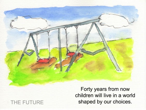 The Entire IPCC Report In 19 Illustrated Haiku by Greg Johnson
