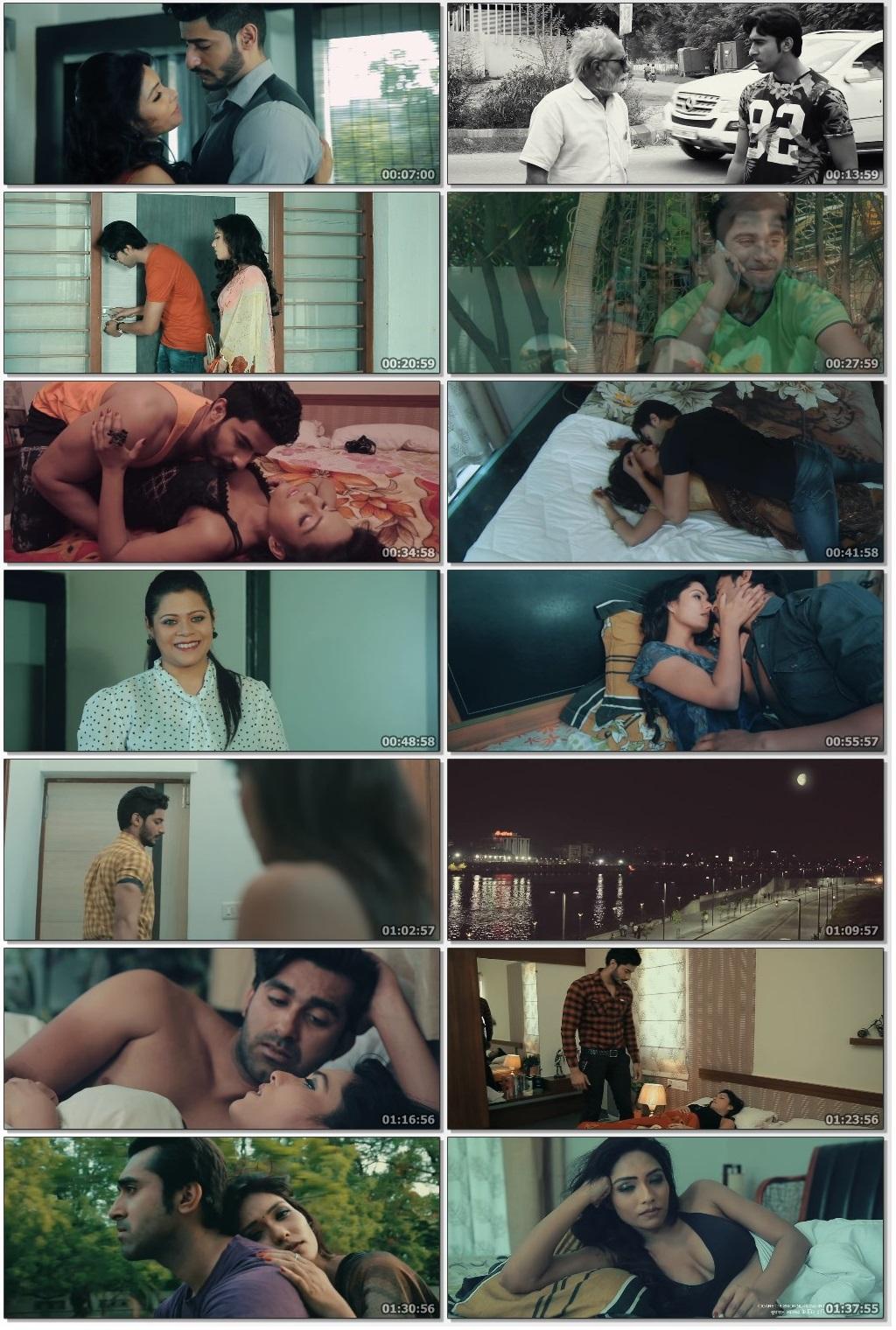Screen Shot Of Kuch Pal Pyar Ke 2018 300MB HDRip 480P Full Hindi Movie Watch Online Free Download