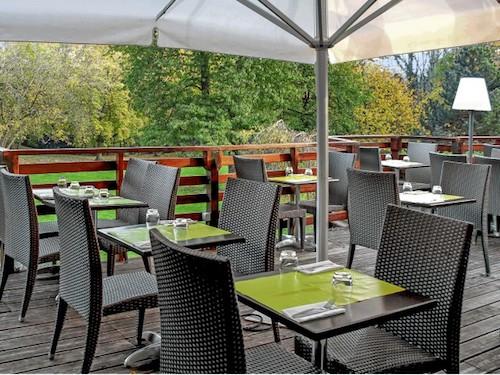 Restaurant- La Parenthèse verte- Louveciennes