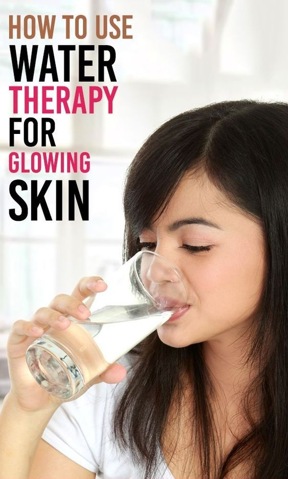 Benefits of Water Therapy for your Skin