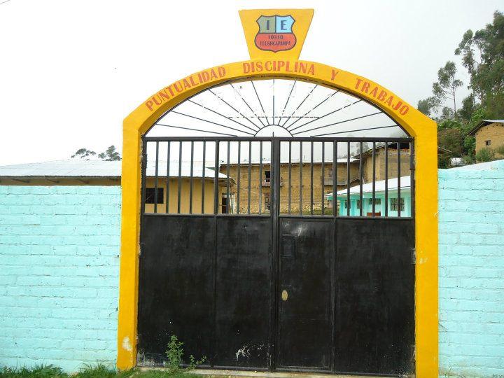 Escuela 10310 - Llushcapampa