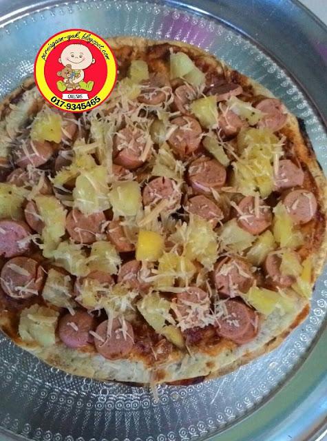 resepi pizaa senang
