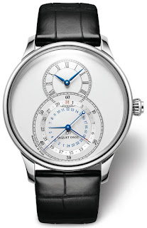 Montre Jaquet Droz Grande Seconde Second Fuseau Horaire