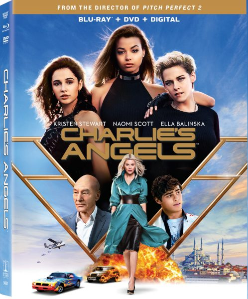 Charlie's Angels 2019 Hindi ORG Dual Audio 400MB BluRay ESubs Download